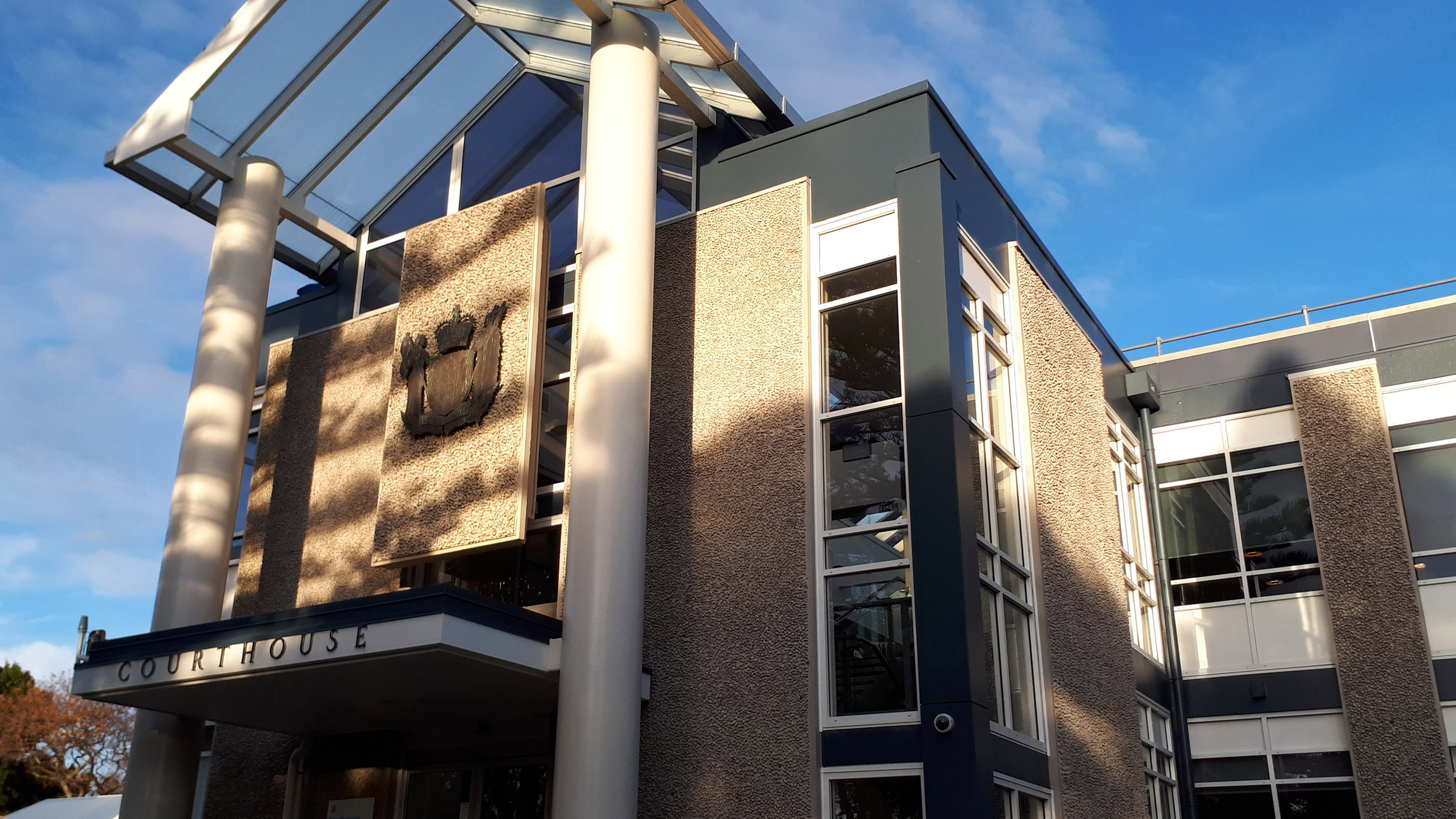 New Plymouth District Court